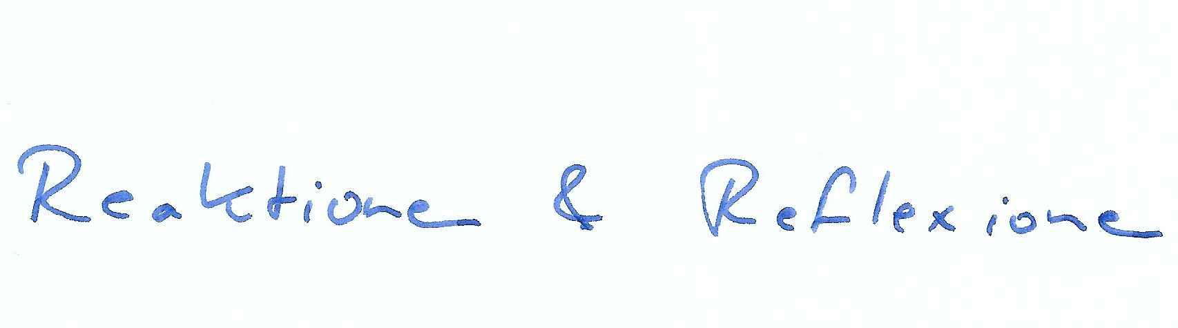 Notizen ohne Tinte